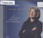 Karin Krog CD