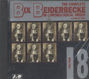 Bix Beiderbecke CD