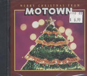 Merry Christmas From Motown CD