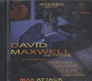 David Maxwell and Friends CD