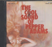 Pepper Adams CD