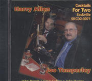 Harry Allen & Joe Temperley CD