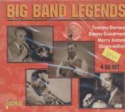 Big Band Legends CD