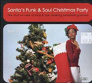 Santa's Fun & Soul Christmas Party: Volume 2 CD