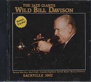 Wild Bill Davison CD