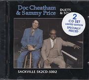 Doc Cheatham & Sammy Price CD