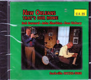 Bob Barnard / John Sheridan / Don Vickery CD