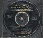 Jim Galloway's Wee Big Band CD