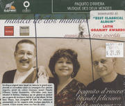Musica de dos mundos / Music from Two Worlds CD