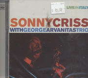 Sonny Criss with George Arvanitas Trio CD
