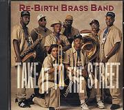 Re-Birth Brass Band CD