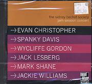 Sidney Bechet Society CD