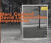 David Liebman Duo CD