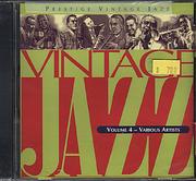 Vintage Jazz: Volume 4 CD