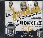 Louis Jordan and his Tympani Five CD