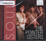 The Pointer Sisters CD