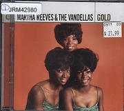Martha Reeves & The Vandellas CD