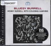 Kenny Burrell With Coleman Hawkins CD
