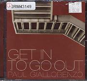 Paul Giallorenzo CD