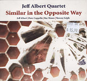 Jeff Albert Quartet CD