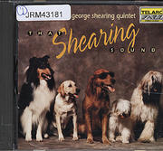 The New George Shearing Quintet CD