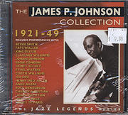 The James P. Johnson Collection CD