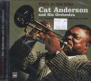 Cat Anderson and his Orchestra CD