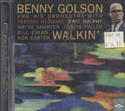 Benny Golson and His Orchestra CD