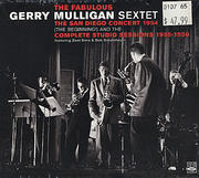 The Fabulous Gerry Mulligan Sextet CD