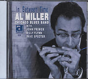 Al Miller Chicago Blues Band CD