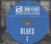 Jazz: 50 Years Of Jazz & Blues CD