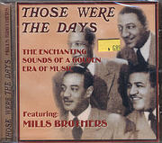 Mills Brothers CD