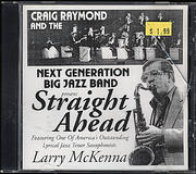 Craig Raymond and the Next Generation Band CD