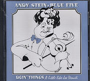 Andy Stein Blue Five CD