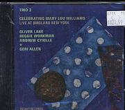 Trio 3. Andrew Cyrille / Reggie Workman / Oliver Lake + Geri Allen CD