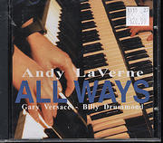 Andy LaVerne CD