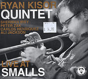 Ryan Kisor Quintet CD