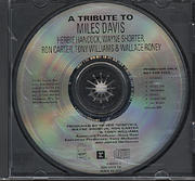 A Tribute To Miles Davis CD
