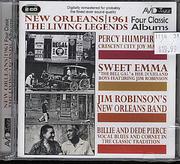 Percy Humphrey's Crecent City Joy Makers CD