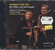 Bob Wilber and Antti Sarpila CD
