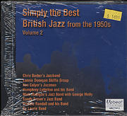 Simply The Best British Jazz From The 1950s: Volume 2 CD