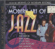The Modern Art Of Jazz CD