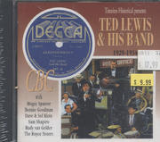 Ted Lewis And His Band CD