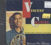 Vincent Chancey CD