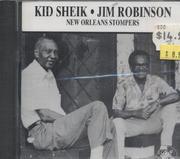 Kid Sheik / Jim Robinson CD