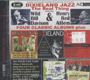 "Wild Bill Davison & Henry ""Red"" Allen CD"