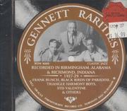 Gennett Rarities 1927-29 CD