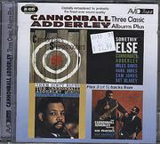 Cannonball Adderley CD