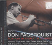 Don Fagerquist CD