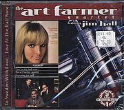The Art Farmer Quartet CD